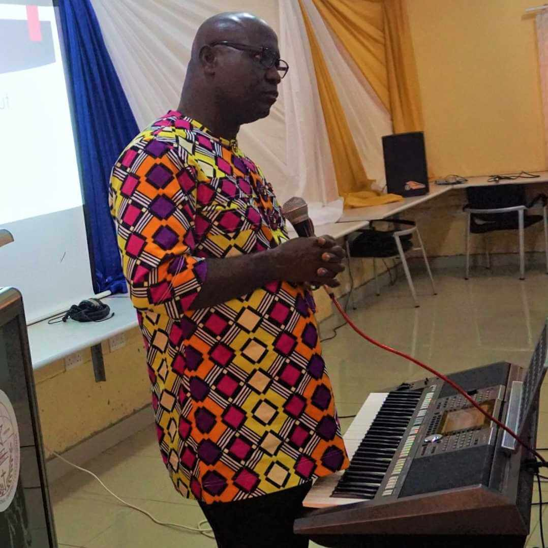 Music Underscore for Film and TV Seminar held at WIUC-GH