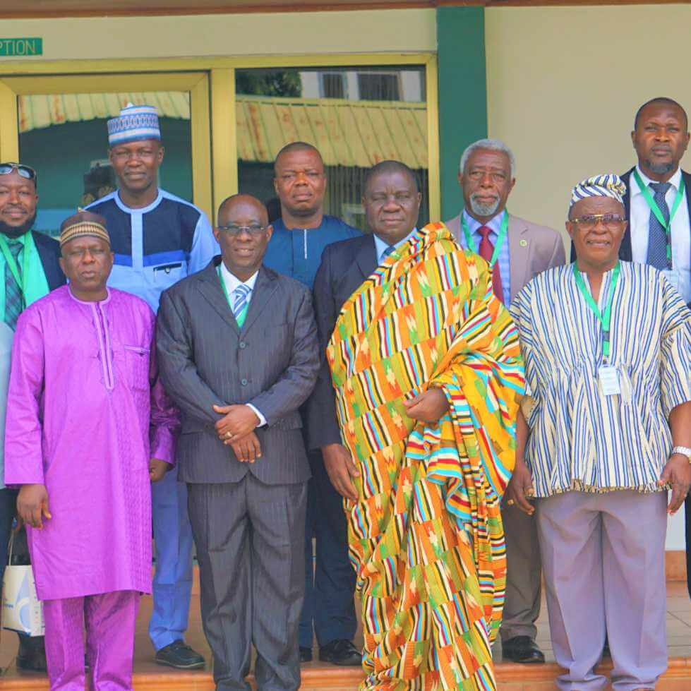 Nigeria Ambassador commends Wisconsin University College, Ghana