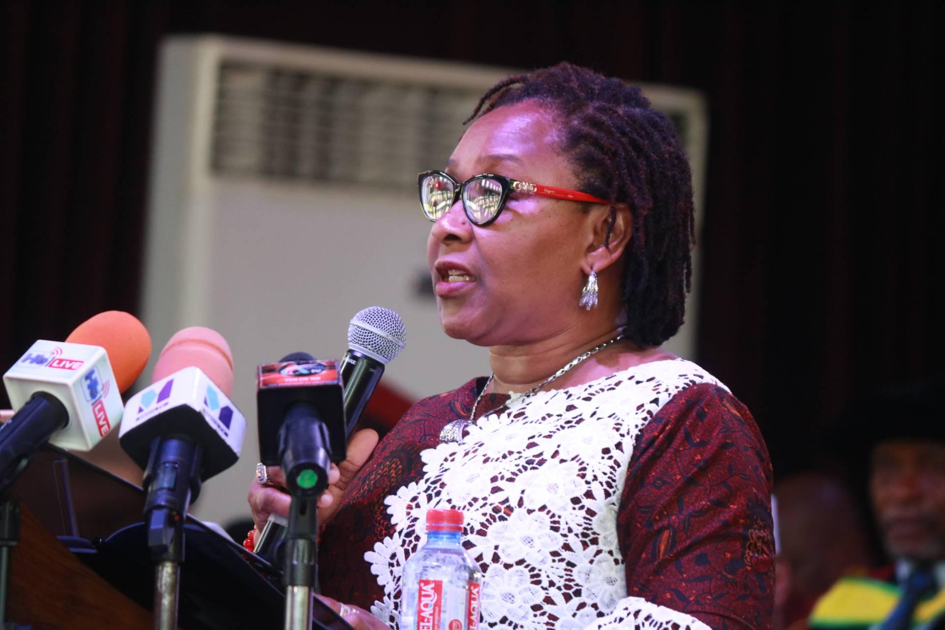 INCREASING ENROLMENT OF WOMEN IN UNIVERSITY IMPRESSIVE BUT OPPORTUNITIES FOR MEN ALSO MATTER- DR. EGBUNA.