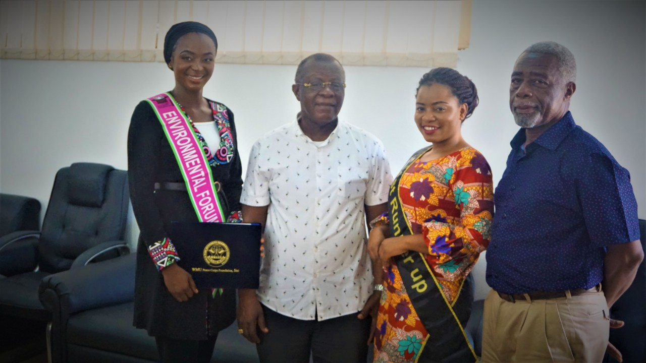 WIUC-GH OFFERS SCHOLARSHIP TO BEAUTY PAGEANT DUO