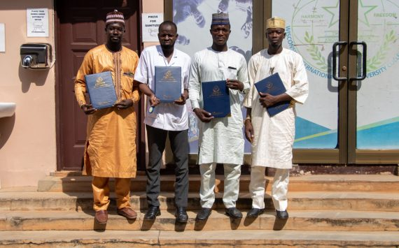 SOKOTO STATE SCHOLARSHIP STUDENTS SUCCESSFULLY COMPLETE THEIR DEGREE PROGRAMMES