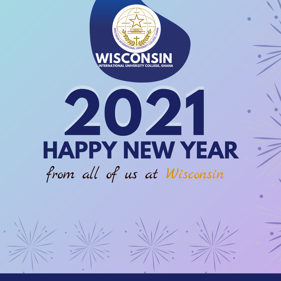 New Year Message from the President, WIUC-Gh