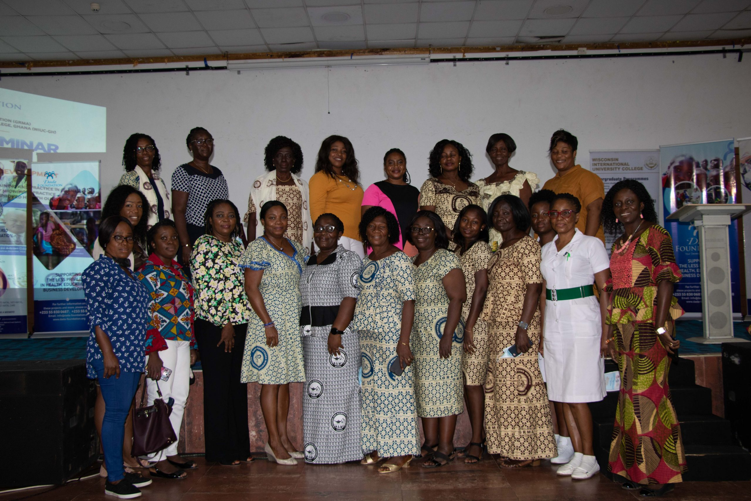 """THE DADA FOUNDATION ORGANIZE SEMINAR THEMED """"EMPOWERING THE MIDWIFE FOR DEVELOPMENT"""""""