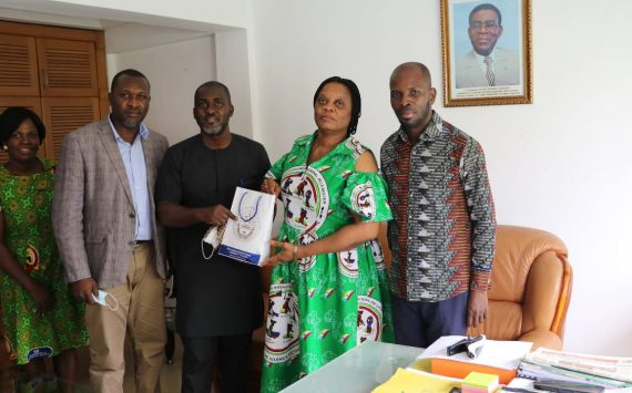 WISCONSIN UNIVERSITY CONFERS WITH NIGER AND EQUATORIAL GUINEA EMBASSIES